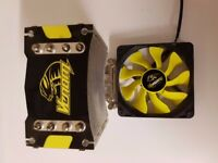 Akasa Venom CPU Cooler: High Quality Heatsink and fan for £10