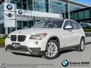 2014 BMW X1 Xdrive28i *B.Tooth,Htd S.Wheel,S.Roof*