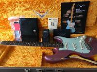 Fender Custom Shop '63 Reissue Stratocaster Special Heavy Relic 2020