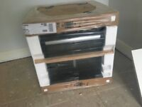 Brand new, bosch oven black HBN331s5b integrated oven