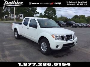 2016 Nissan Frontier SV | 4X4 | | CLOTH | AC | CD