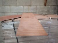 3mm ply off cuts 4x1 (new)50p EACH have a look