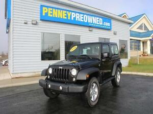2016 Jeep Wrangler 4WD 2dr