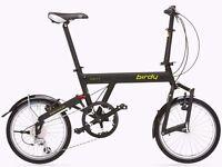 Birdy World Sport Folding Bike similar to Brompton.
