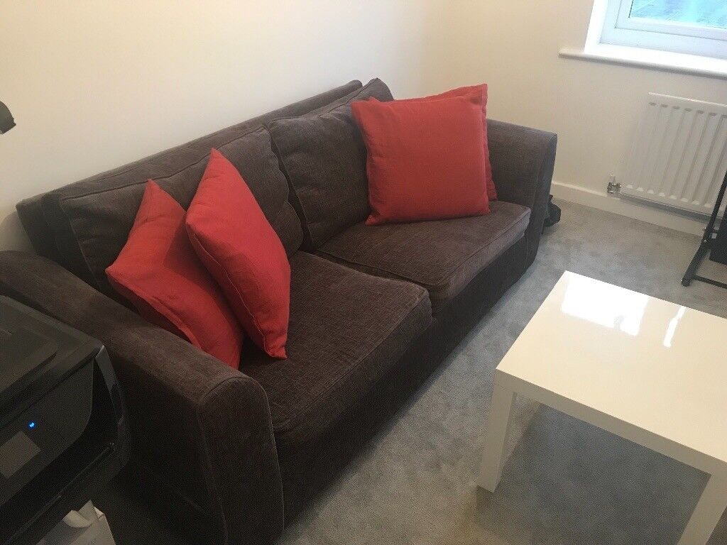 Grey 2 Seater Sofa In Blyth Northumberland Gumtree