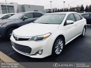 2015 Toyota Avalon *NOUVEL ARRIVAGE* LIMITED * GPS *