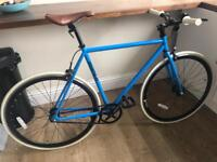 56cm Mango Fixed Gear/Single Speed Bike (New Condition)