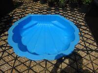 Chad valley sandpit or paddling pool.