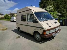 Renault Trafic Holdsworth Campervan Camper