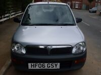 2006 perodua kelisa ex 1.0 new mot 1 previous owner low miles a lovely tidy little economical car