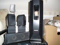 Panasonic DVD and surround sound