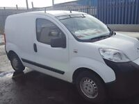 px to clear 2009-09 citreon nemo hdi 610 pannel van one owner