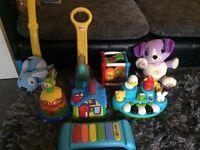 Selection of baby and toddler toys. £5 per item. Pick up Coatbridge