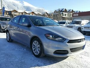 2014 Dodge Dart SXT New Tires Low Kms *Canmore Chrysler *