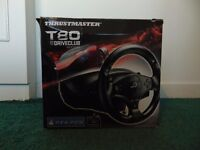 Thrustmaster T80 Racing Wheel for PlayStation 3 / 4