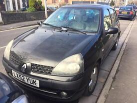 Renault Clio Privilege 2002
