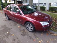 spares or repair ford modeo