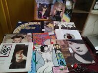 Boy George/Culture Club Vinyl Collection x 11