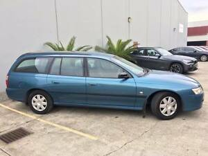 2004 HOLDEN COMMODORE STATION WAGON VERY CLEAN! FULL SERVICE HIST Lidcombe Auburn Area Preview