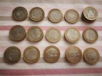 Coins for swap 50p, £1, £2