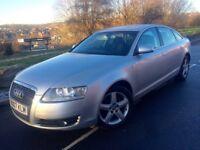 2007 Audi A6 Se 2.0 Tdi 140 6 speed # sat Nav #parking sensors # cruise # 2 owners # s/h# full mot