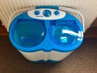 Streetwize Twin Tub Portable Washer / Portable Travel Washing Machine