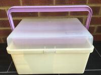 Mothercare Baby Nappy Storage Box