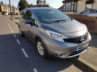 Nissan Note 1.2 Acenta Premium 5d, Tax£20, 45+mpg not yaris, micra, polo