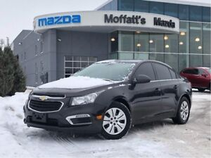2015 Chevrolet Cruze 1LT LT 1LT 1.4L TURBO, LOW KMS, 1 OWNER