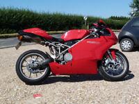 Ducati 999 Biposto 2003 low miles