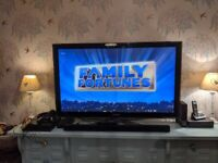 Samsung 50 inch television