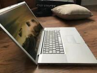 "PowerBook G4 17"""