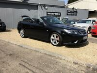 2009 SAAB 9-3 VECTOR SPORT CONVERTIBLE 1.9 TID ..... P/X WELCOME