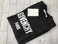 Givenchy Jumper Sweater Ripped Effect Black Size Large