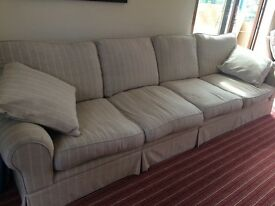 Laura Ashley Corner Sofa