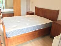 Cherry high end bedroom furniture set RRP: £4500!