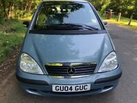 Mercedes A140 Classic. 5 door hatchback. 2 owners from new. Immaculate.