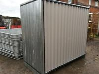 *New* Temporary Solid Hoarding Panels ~ Site Security Fencing