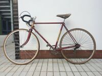 Elswick Hopper, vintage road bike