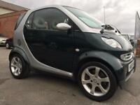 2006 SMART FORTWO SPECIAL ED AUTO *2019 MOT-NO ADVISORIES*FULL HISTORY*FULL LEATHER*smartcar