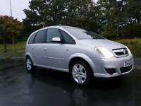 Vauxhall Meriva 1.4i Active with AIR CON and 10 MONTHS MOT