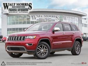 2017 Jeep Grand Cherokee LIMITED: ONE OWNER, PRAIRIE VEHICLE, AC