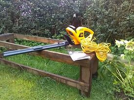 Hedge Trimmer, JCB, 600 watt