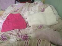 Size 20/22 top and 3 quarters
