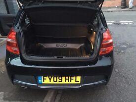BMW 120D M SPORT Black: Full BMW Service History FOR SALE!!