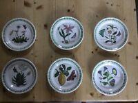 Portmeirion Botanic Garden Breakfast/ Side Plates