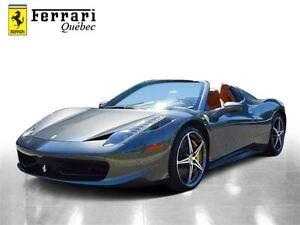 2015 Ferrari 458 ITALIA 458 Spider F1