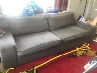 IKEA Kivik sofa bed - large
