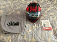 Shoei GT Air Exposure AS NEW