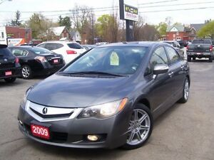 2009 Acura CSX Auto/Sun Roof/No Accident/